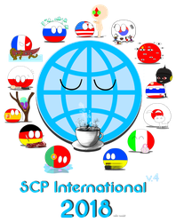 SCP International V.4 by maxalate