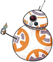 bb8 approves by Iint