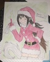Merry Christmas (Leiko) tag by WritingwithHearts