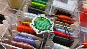 Stardew Valley Junimo Fob by Sirithre