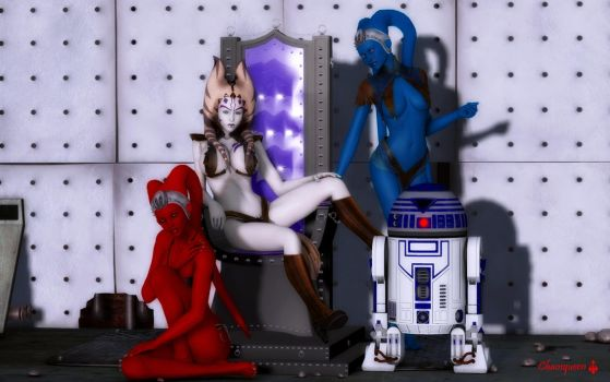 Star Wars - Group by Chaosqueen88