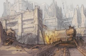 War City by ivangraphics
