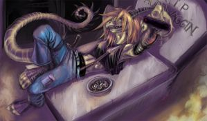 Here R.I.P Audd by rinpoo-chuang