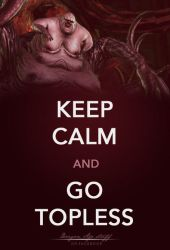 Keep Calm -Broodmother- by Elfa-dei-boschi