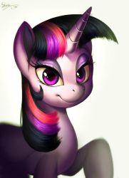 Twilight portrait by Shira-hedgie