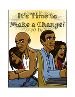 Time to Make a Change - Commission by WickedOffKiltah