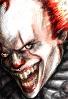 Pennywise by DHK88