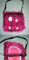 Monster Bag by Xaviana