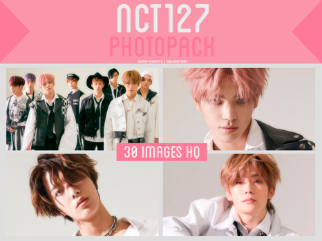 PHOTOPACK: NCT 127 (Cherry Bomb) by Hallyumi