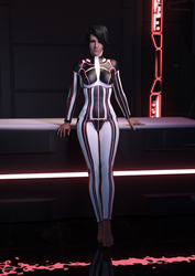 Captain Winters - Test Fitting by silverhammer