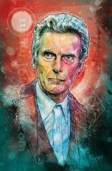 The 12th Doctor by jonpinto