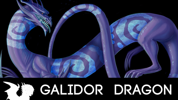HOW TO DRAW YOUR DRAGON TUTORIAL! Tails by Galidor-Dragon