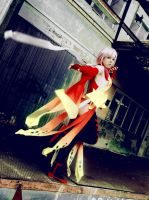 Inori - Guilty Crown - Cosplay by K-I-M-I