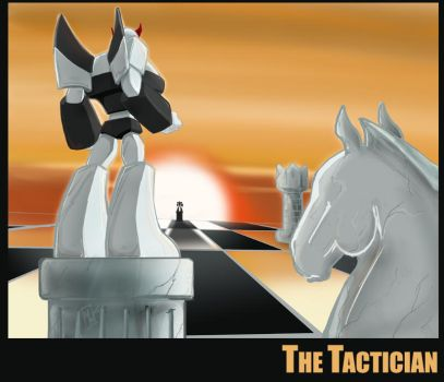 The Tactician by The-Starhorse