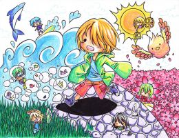 RUN by Colorful--Melody