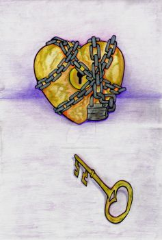 The locked Heart by sariphine13