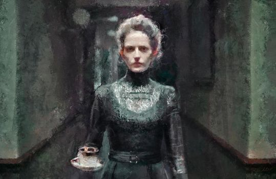 Vanessa Ives by RichterBach