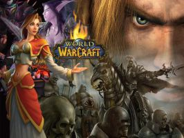 war of warcraft by FishMuffin1