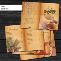 Enginar Restaurant Menu by ocakmakli