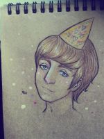 Happy Birthday, Ringo! :D by Alex--Houston
