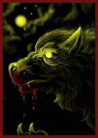 Under the yellow moon by FuriarossaAndMimma