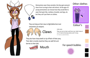 Shadow's Ref Sheet 2018 [NEW] by Shadow-storm119