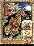 J is for Jaguar-Man (1995) by synnabar