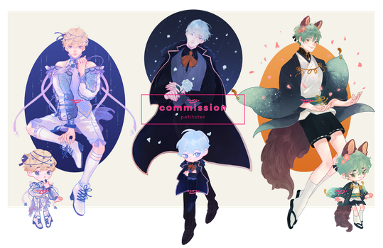cm : 201804 Full Body Batch by petitster