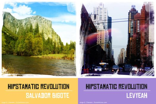 HipstaRev - Actions Pack 2 by exvoxdesigns