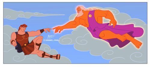 The creation of Herc by Nippy13