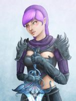 Guardian - GW2 Commission by tite-pao