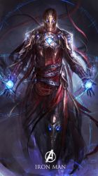 Iron Man, The sorcerer of snark by theDURRRRIAN