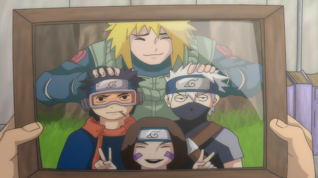 Old Team 7 by theSheepNinja
