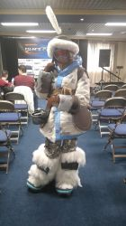 Mei-Overwatch CardiffComicCon-March2017 by tear-drop01