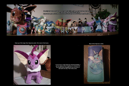 Pokemon Collection by CorruptTempest