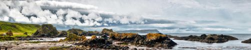 Northern Ireland Panorama by Tiemen-S