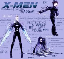 X-men Concept Art by My-Evidence