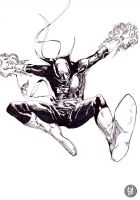 Iron Fist Commish by deadlymike