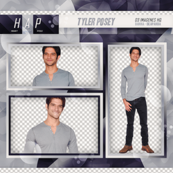 Pack Png 339 - Tyler Posey by BEAPANDA