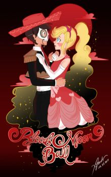 Starco Blood Moon Ball by Xynztr
