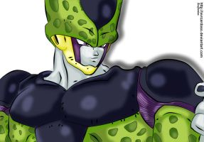 Perfect Cell by xvrcardoso