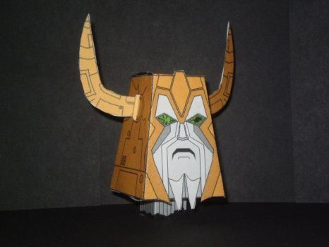 Cubee - Unicron by CyberDrone