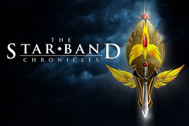 The Star-Band Chronicles Logo by castortroy3497