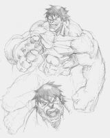 another hulk by tincan21