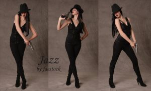 Jazz 4 by faestock