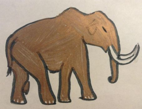 Woolly Mammoth by ChrisM199