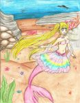 Princess Luchia of The North Pacific Ocean