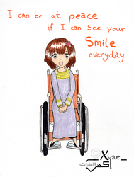 Your Smile by xuae