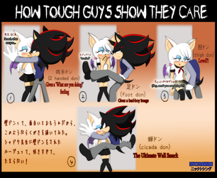 How Tough Guys Show They Care (English ver.) by nyctoshing