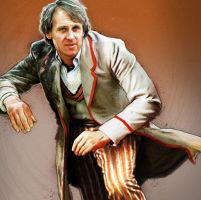 Doctor Who Peter Davison by meitme